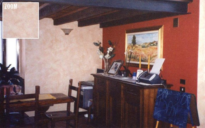 Interior's painting